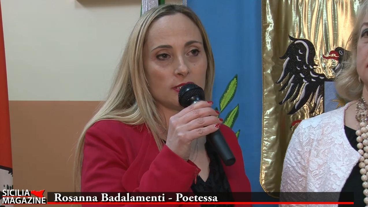 """SiciliaMagazine """"Quello che non ho mai detto"""" Il libro di poesie di Rosanna Badalamenti"""