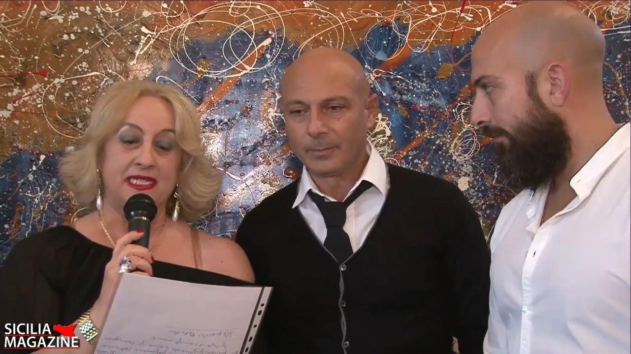SiciliaMagazine ''Creazione e Disgregazione'' Mostra bi personale dei maestri Ivan Spanò e Carmelo Spinella