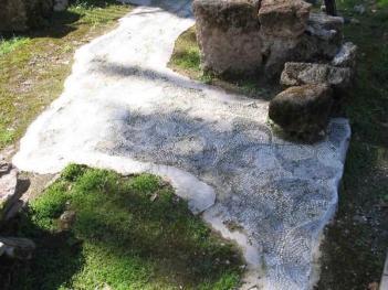 Palermo, villa romana di piazza della Vittoria (Villa Bonanno)