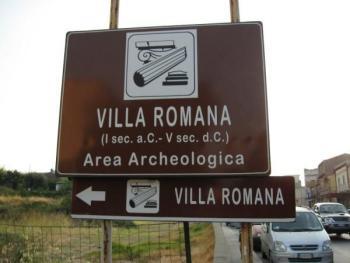 Villa romana di Terme Vigliatore – San Biagio (ME)