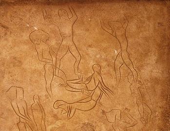 Le grotte dell'Addaura palermo-museo-archeologico