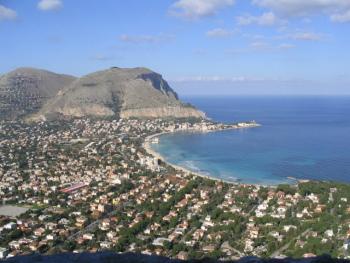 Panorama di Mondello