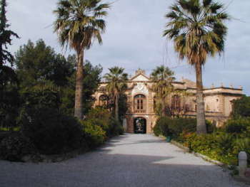 Bagheria: Villa Palagonia