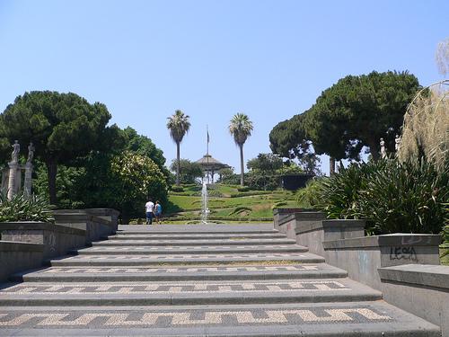 Catania: Giardino Bellini