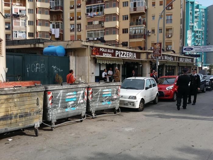 Neonata trovata in cassonetto a Palermo, morta dopo il ricovero