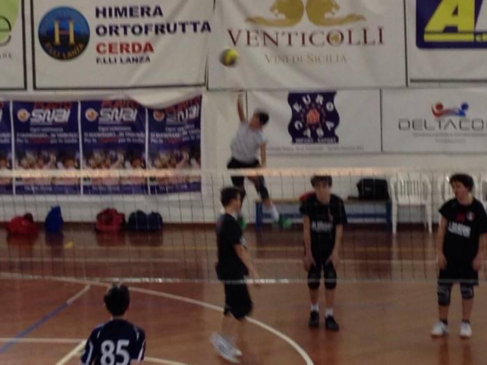 Volley: disputate le finali provinciali U13 3×3