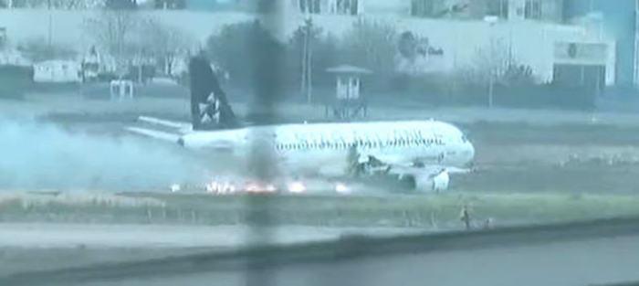 Turchia: fiamme al motore, atterraggio d'emergenza per aereo partito da Milano