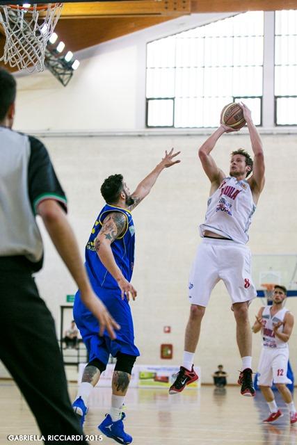 Basket, Playoff Serie B: Ruggito Aquila Palermo, esordio col botto nella serie con Monteroni