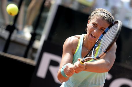 Tennis, Open Bnl: fuori Sara Errani, Nadal agli ottavi