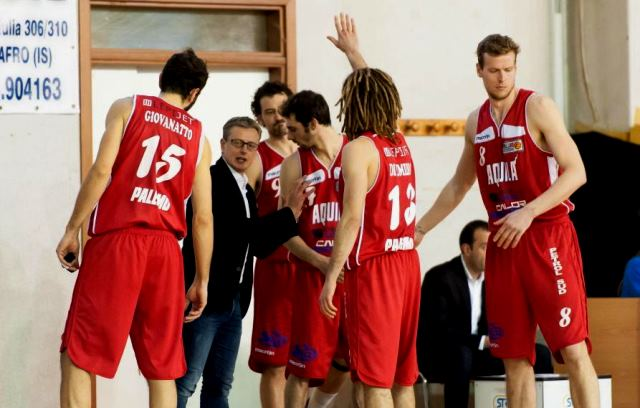 Basket, Playoff Serie B: le semifinali sbarcano a Palermo, Aquila pronta ad ospitare Bisceglie