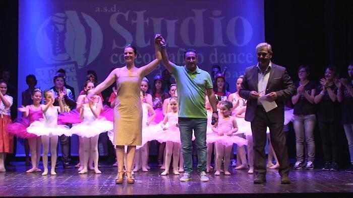 Saggio di fine anno Studio Coreografico Dance di Chiara Spano