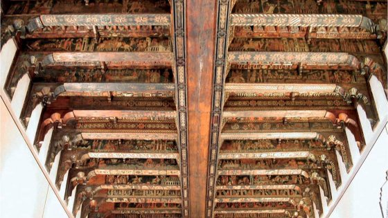 Palazzo Steri: due milioni di euro per il restauro del soffitto ligneo