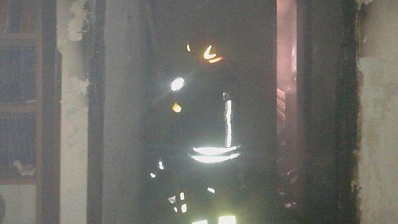 Cinisi: Scoppia una bombola di gas, nessun ferito
