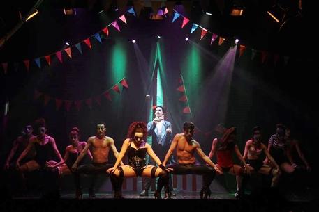 A Palermo arriva circo raccontato attraverso la danza