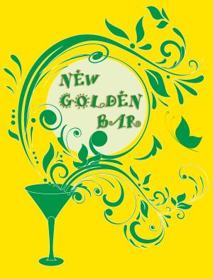 New Golden Bar