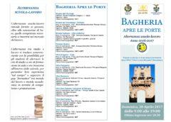 Bagheria apre le porte: Gli studenti del'ITET promuovono il territorio con l'alternanza scuola-lavoro