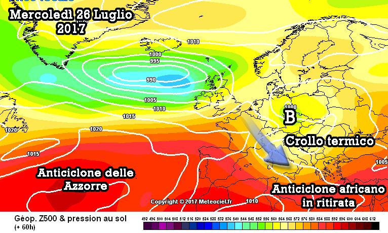 Sicilia: caldo in rapida ritirata ovunque