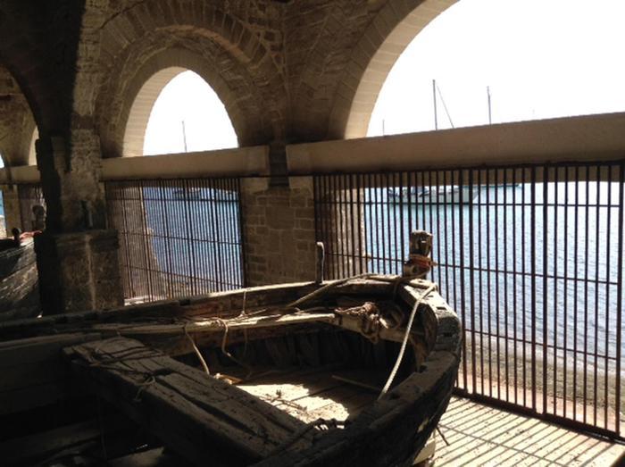 Tonnara Florio, museo archeo-industriale