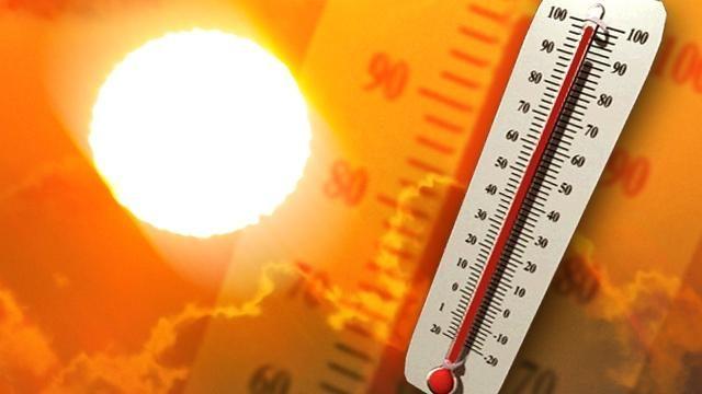 Prende il via la più lunga ondata di calore della stagione: punte di oltre +40°C