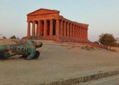 L'Iliade all'alba nella Valle dei Templi