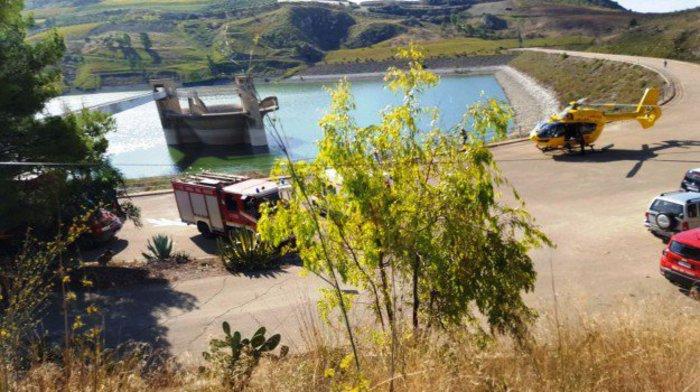Morti due operai in cisterna diga Naro