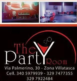 """""""Party Room"""" di Capodanno con ricco menu e premi per tutti"""