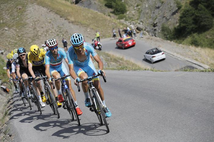Ciclismo: al via edizione 2018 del Giro di Sicilia