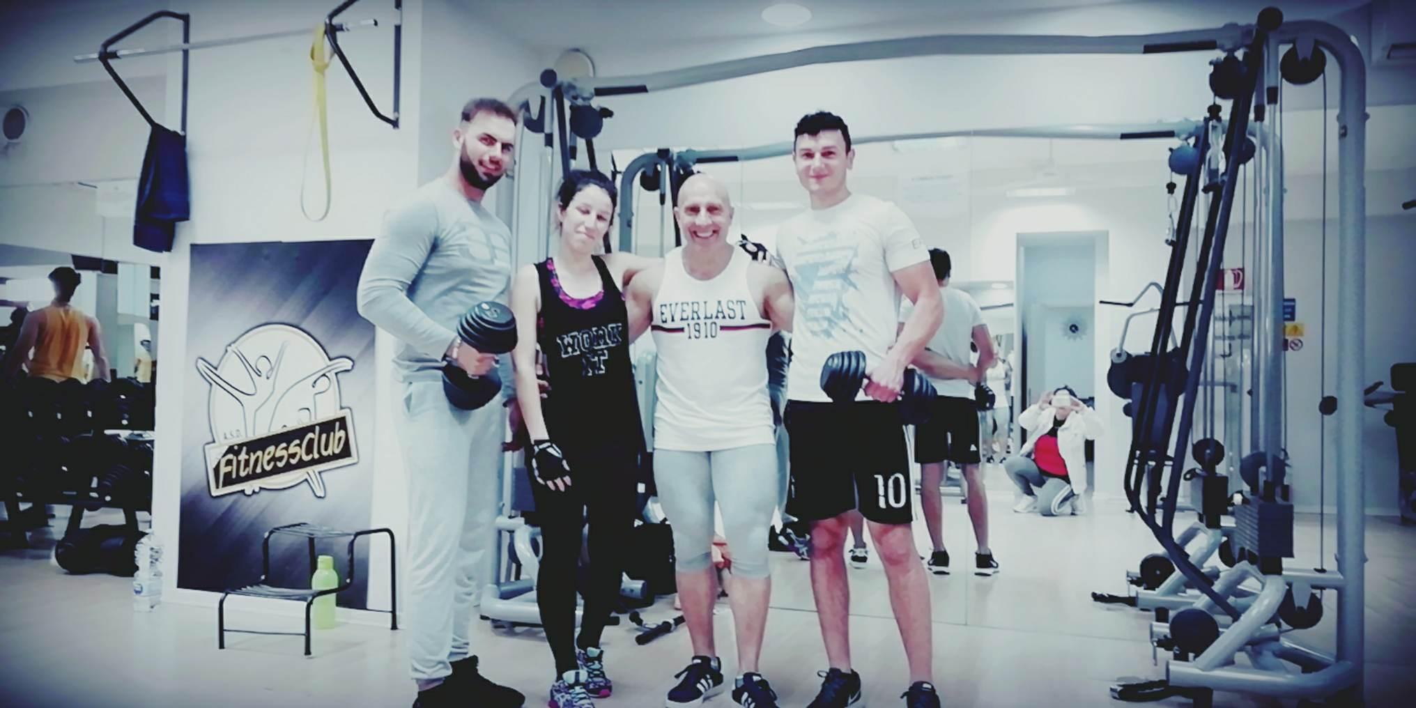 New Fitness Club a Termini Imerese