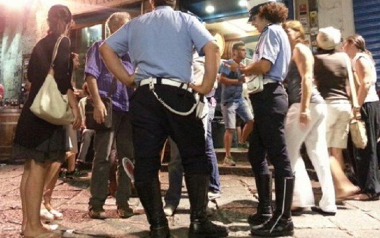 Movida Palermo. Continua l'attività di controllo della Polizia municipale