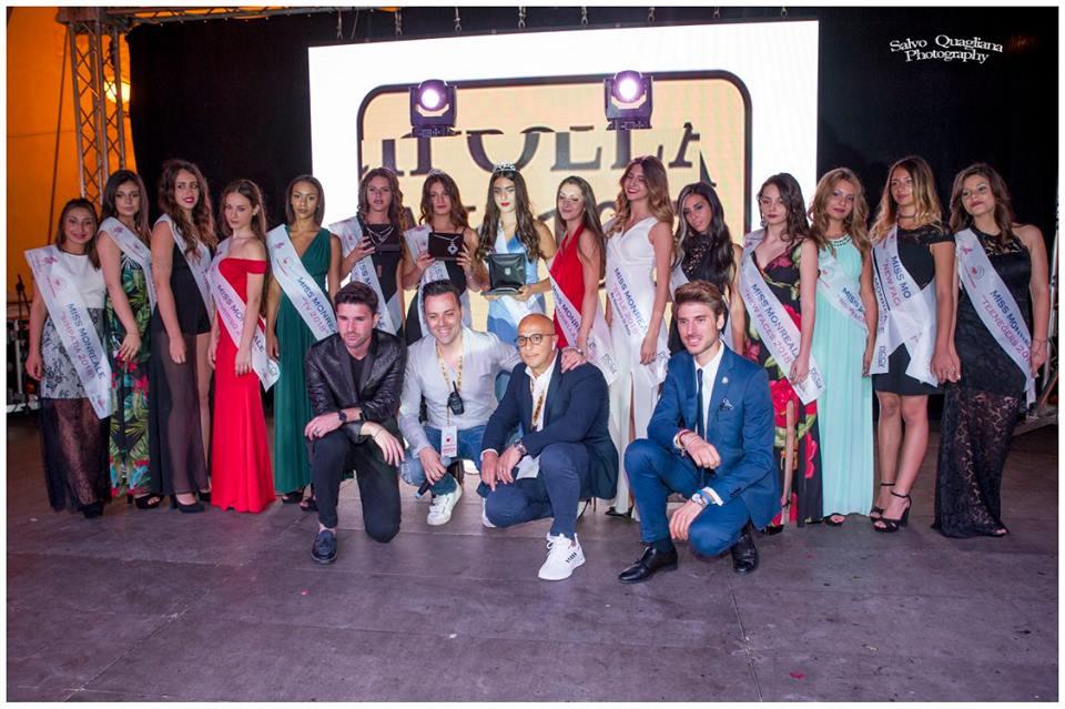 """È  Sofia Badalamenti la """"Miss Monreale 2018"""". Gabriella Fragasso, invece, conquista la fascia di """"Miss Social"""", voluta con forza dal web"""