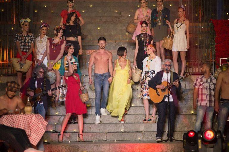 Moda e tradizione per la Piana Fashion Night, giovedì 30 con Nathaly Caldonazzo