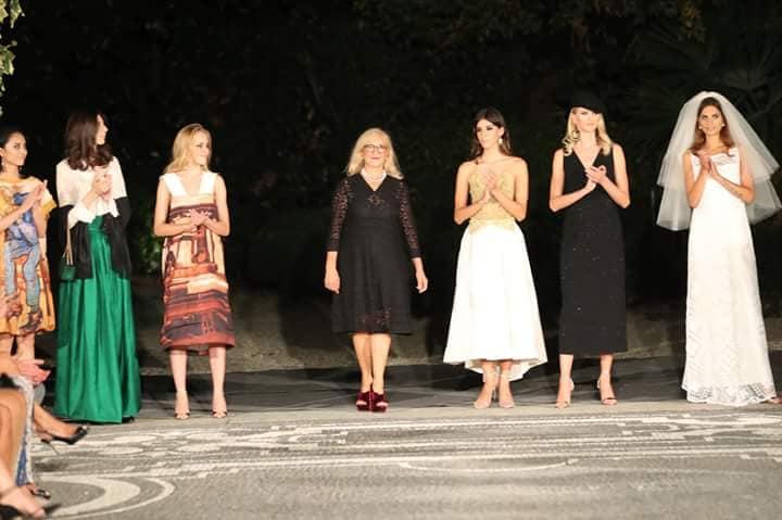Arte e moda negli abiti della fashion-art designer Gisella Scibona
