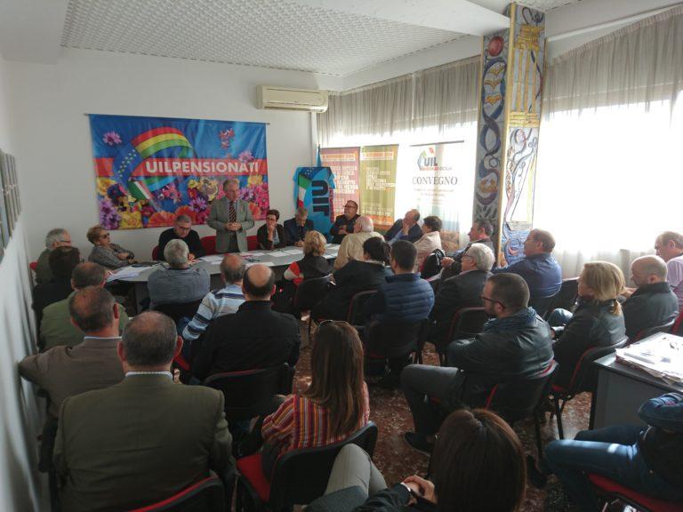 """Welfare, non autosufficienza, sanità.  Antonino Toscano (Uil Pensionati Sicilia):  """"Il governo Musumeci sciolga i nodi cruciali  della spesa destinata al sociale"""""""