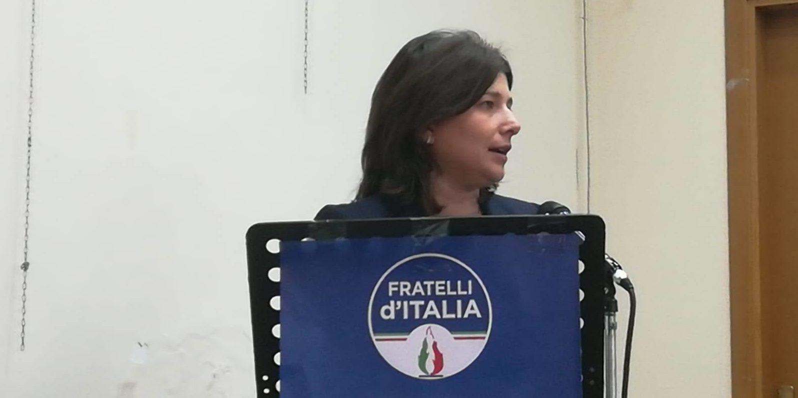 Bagheria, Carolina Varchi (FDI) : plauso ai consiglieri di opposizione che vogliono sfiduciare il sindaco
