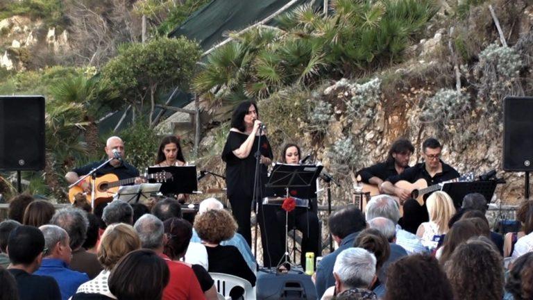 Alenfado in concerto al Cantunera