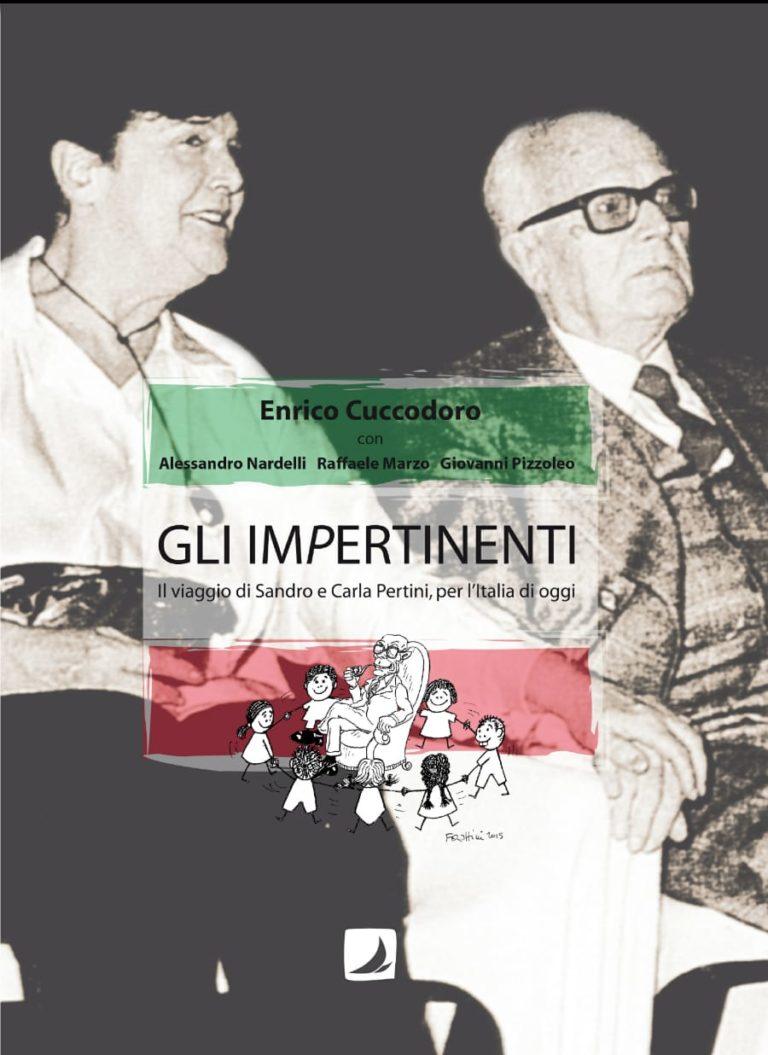 """A Casa Professa la presentazione del libro del prof. Cuccodoro """"Gli impertinenti"""""""