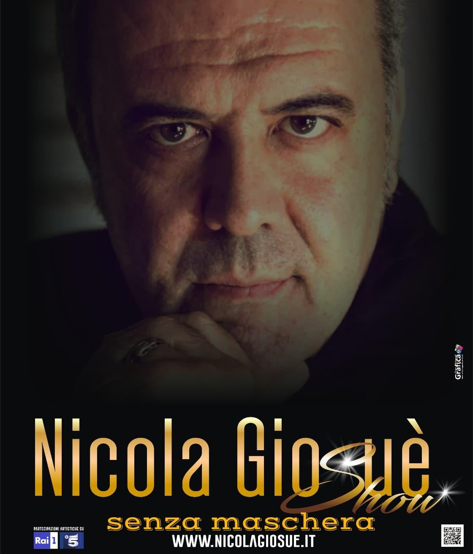 ''Senza maschera'',   in scena stasera il nuovo show di Nicola Giosuè. Il debutto a Palermo