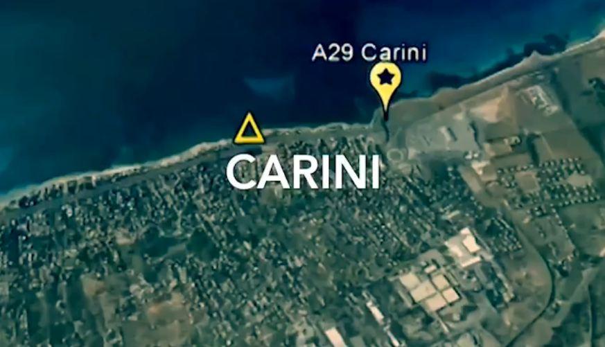 Diventa virale il video sul buco nero di Carini, la pecora nera dei nostri mari