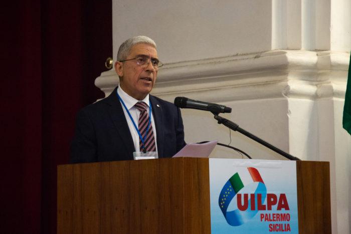 """Ufficio Notifiche Esecuzioni e Protesti  della Corte d'Appello di Palermo, Alfonso Farruggia (UILPA) :  """"Tempi troppo lunghi per mettere in sicurezza l'edificio"""""""