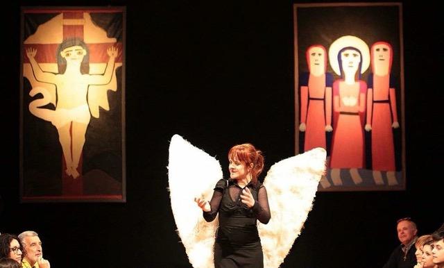 Conferenza tragicheffimera sui concetti ingannevoli dell'arte