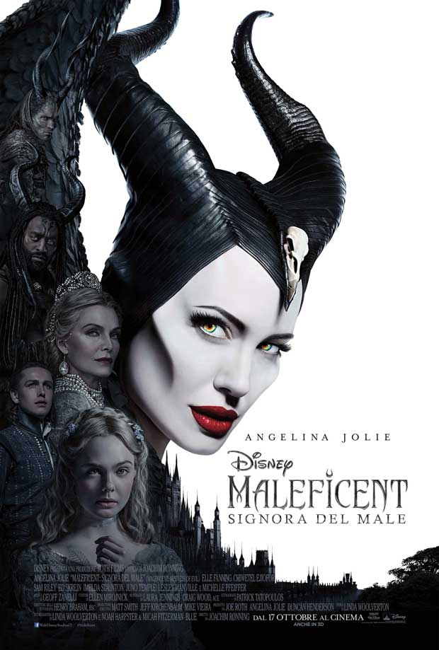 Maleficent – Signora Del Male