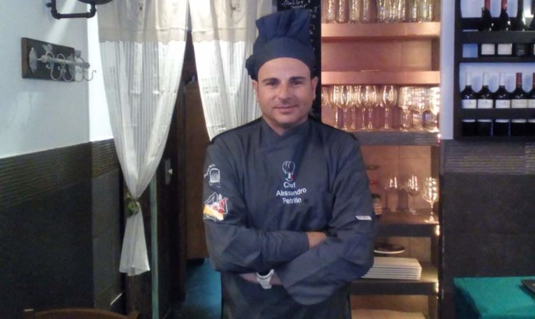 Nuova ricetta dello Chef palermitano pluripremiato Alessandro Petrillo