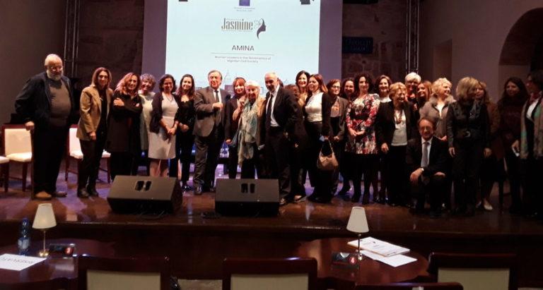 """Rete Jasmine: per il sindaco Leoluca Orlando, """"è il riconoscimento del ruolo internazionale assunto dalla nostra città"""""""