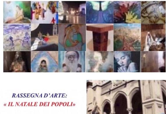 """Palermo: rassegna d'arte """"Il Natale dei Popoli"""""""