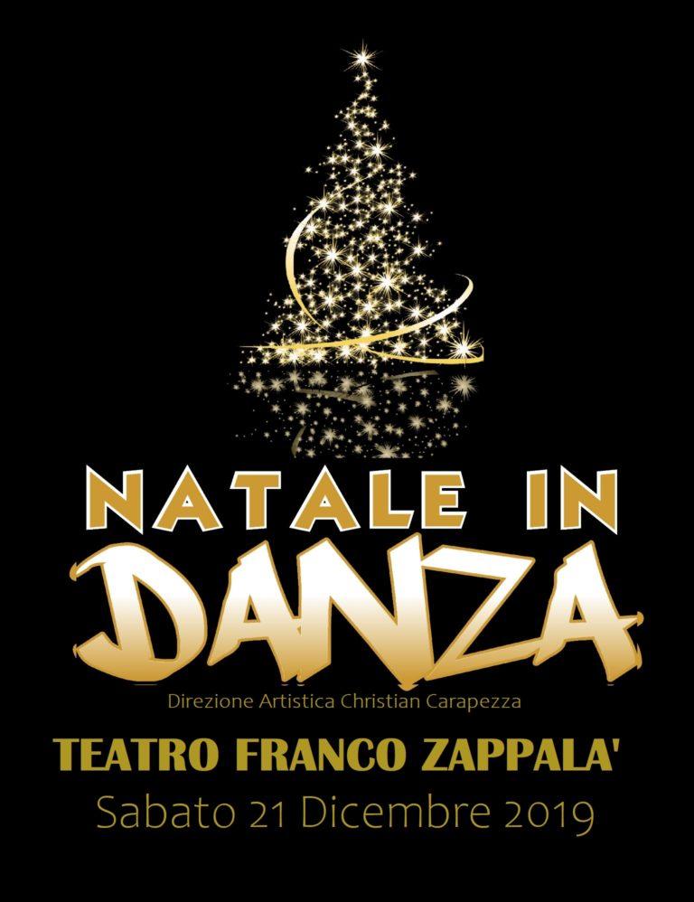 Tutto pronto per la IV^ edizione di Natale in Danza 2019