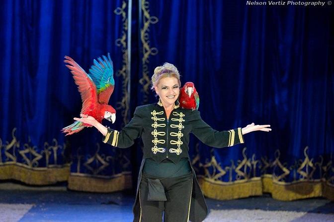 New entry in Sicilia, è lo strepitoso Circo Nelly Orfei