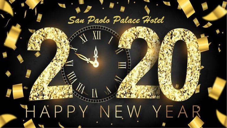 Gran Gala' di San Silvestro al San Paolo Palace Hotel