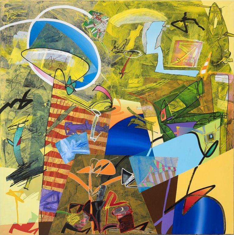 Da New York a Milano sino a Palermo, le opere di Emanuele Diliberto in mostra dal 13 dicembre da Artetika