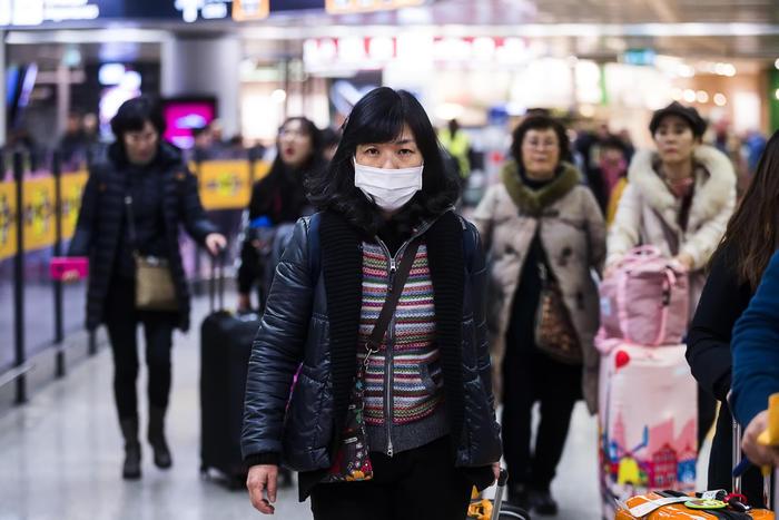 Allarme per il virus cinese, primo caso negli Usa