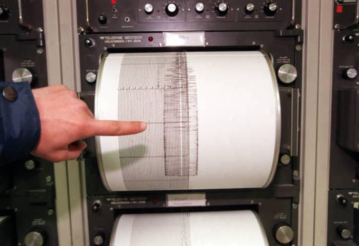 Terremoto di magnitudo 3.1 nel Catanese